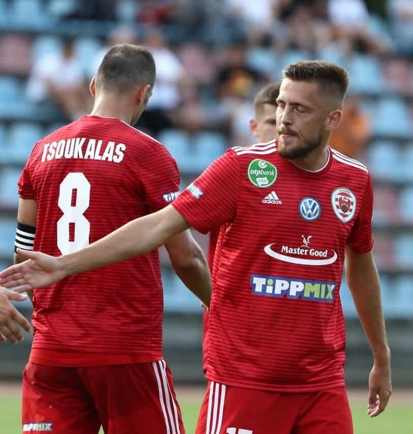 Lukáš Mihálik chcel skončiť sprofesionálnym futbalom, vMaďarsku však dostal nový impulz